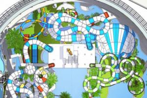 проекты аквапарков