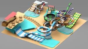 запроектировать аквапарк